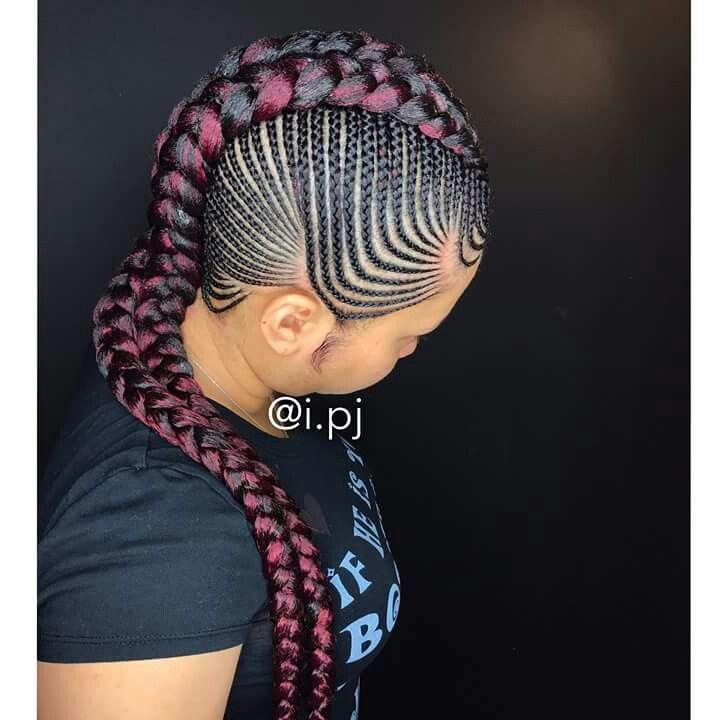 New 25 Best Ideas About Braided Mohawk Hairstyles On Ideas With Pictures