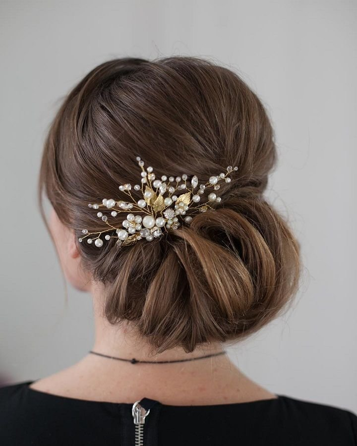 New 25 Best Ideas About Medium Wedding Hairstyles On Ideas With Pictures