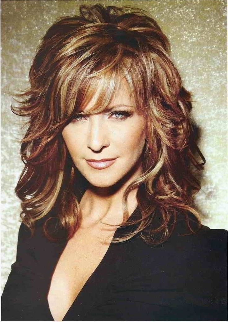 New 25 Best Ideas About Medium Length Layered Hairstyles On Ideas With Pictures