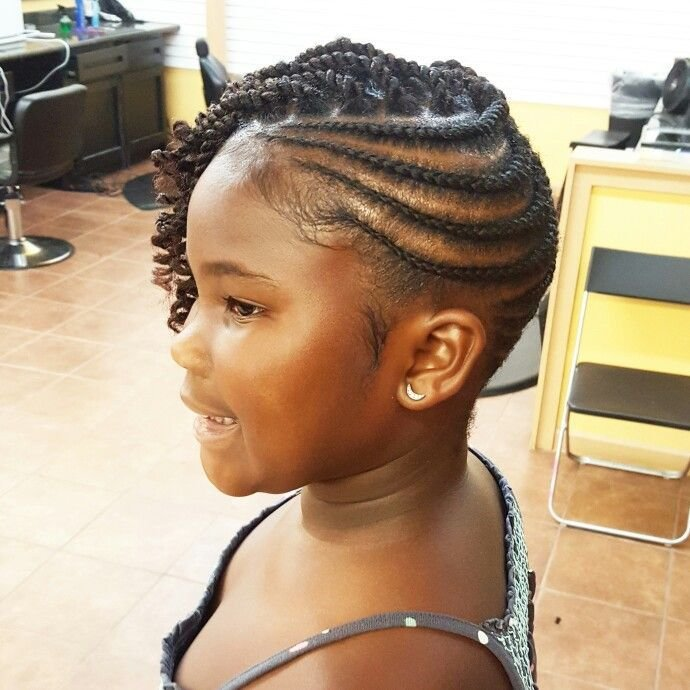 New Natural Hair Kid Hairstyles Black Hairstyles Pinterest Ideas With Pictures