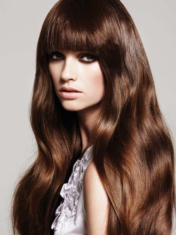 New Hair Color For Olive Skin And Brown Eyes Http Www Ideas With Pictures