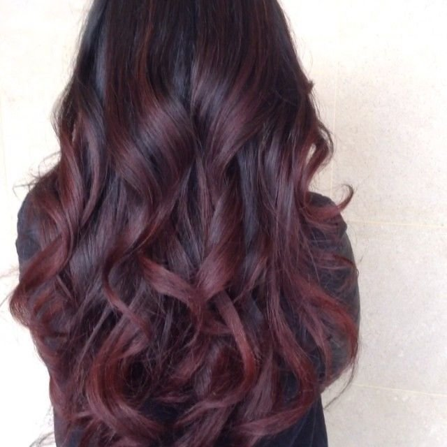New Best 25 Purple Burgundy Hair Ideas On Pinterest Red Ideas With Pictures