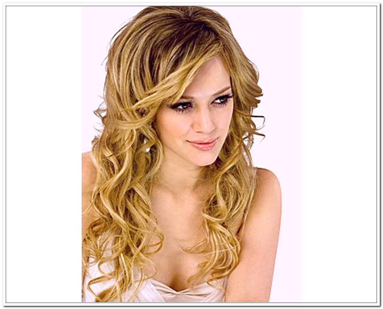 New Cool Hairstyles For Girls With Long Curly Hair Urban Ideas With Pictures