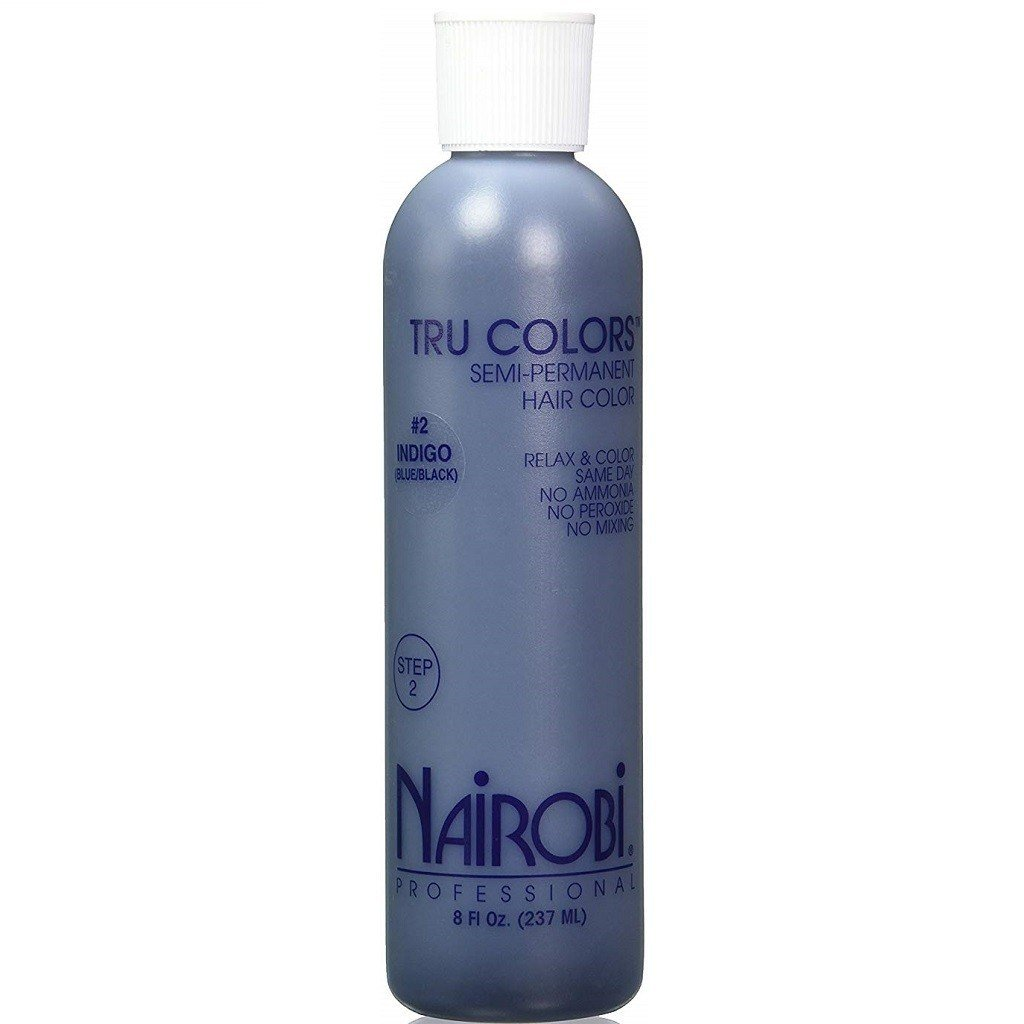 New Nairobi Tru Colors Semi Permanent Hair Color 1 Pure Ideas With Pictures