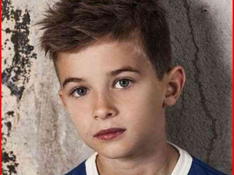 New 12 Year Old Boy Haircuts Best Kids Hairstyle Ideas With Pictures