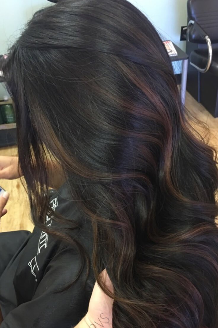 New How To Add Highlights To Dark Brown Hair At Home – Belletag Ideas With Pictures