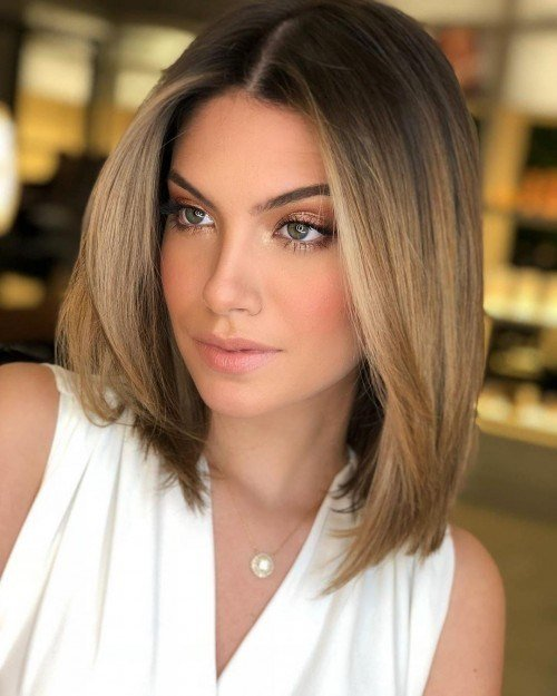 New 10 Beautiful Medium Length Hairstyles 2019 Herinterest Com Ideas With Pictures