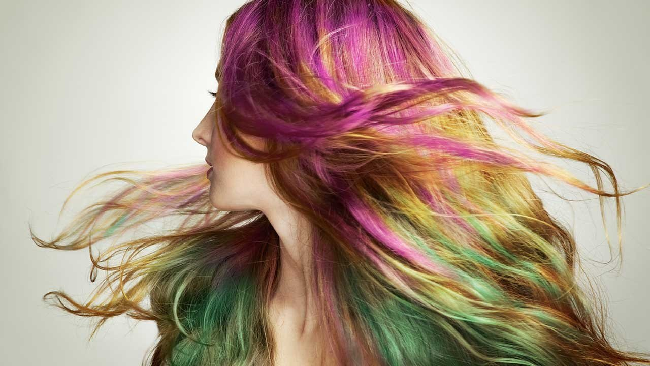 New How To Dye Your Hair With Semi Permanent Hair Color L Ideas With Pictures
