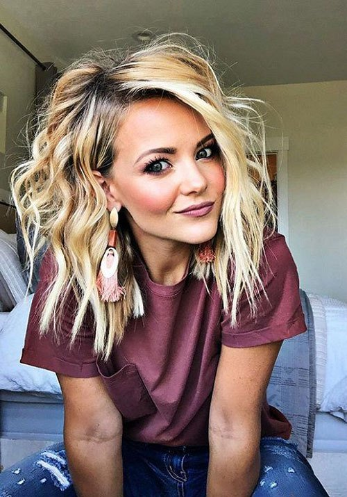 New Best Medium Hairstyles And Cuts For Women Hairstyles And Ideas With Pictures