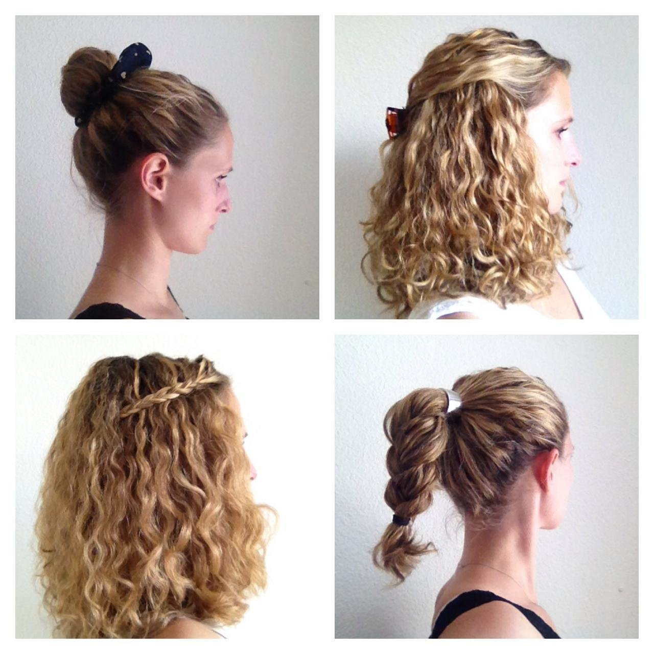 New Diy Easy Simple Hairstyles Without Heat Ideas With Pictures