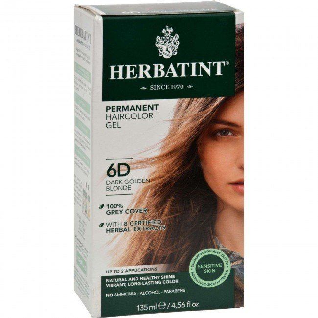 New Herbatint Herbal Haircolor Gel Permanent 6D Gel Dark Ideas With Pictures