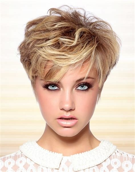 New A Short Blonde Hairstyle From The Candy Shaw Collection Ideas With Pictures