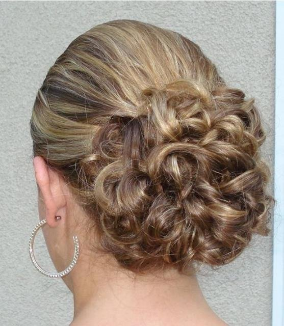 New Simple Bridal Updo Wedding Hairstyle Photo Jpg Ideas With Pictures