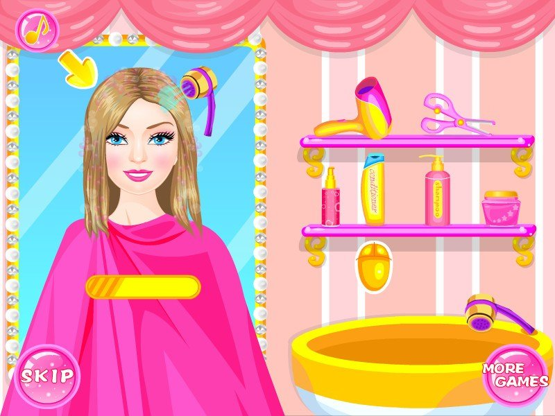New Download Barbie Hairstyle Design Game Ideas With Pictures Original 1024 x 768