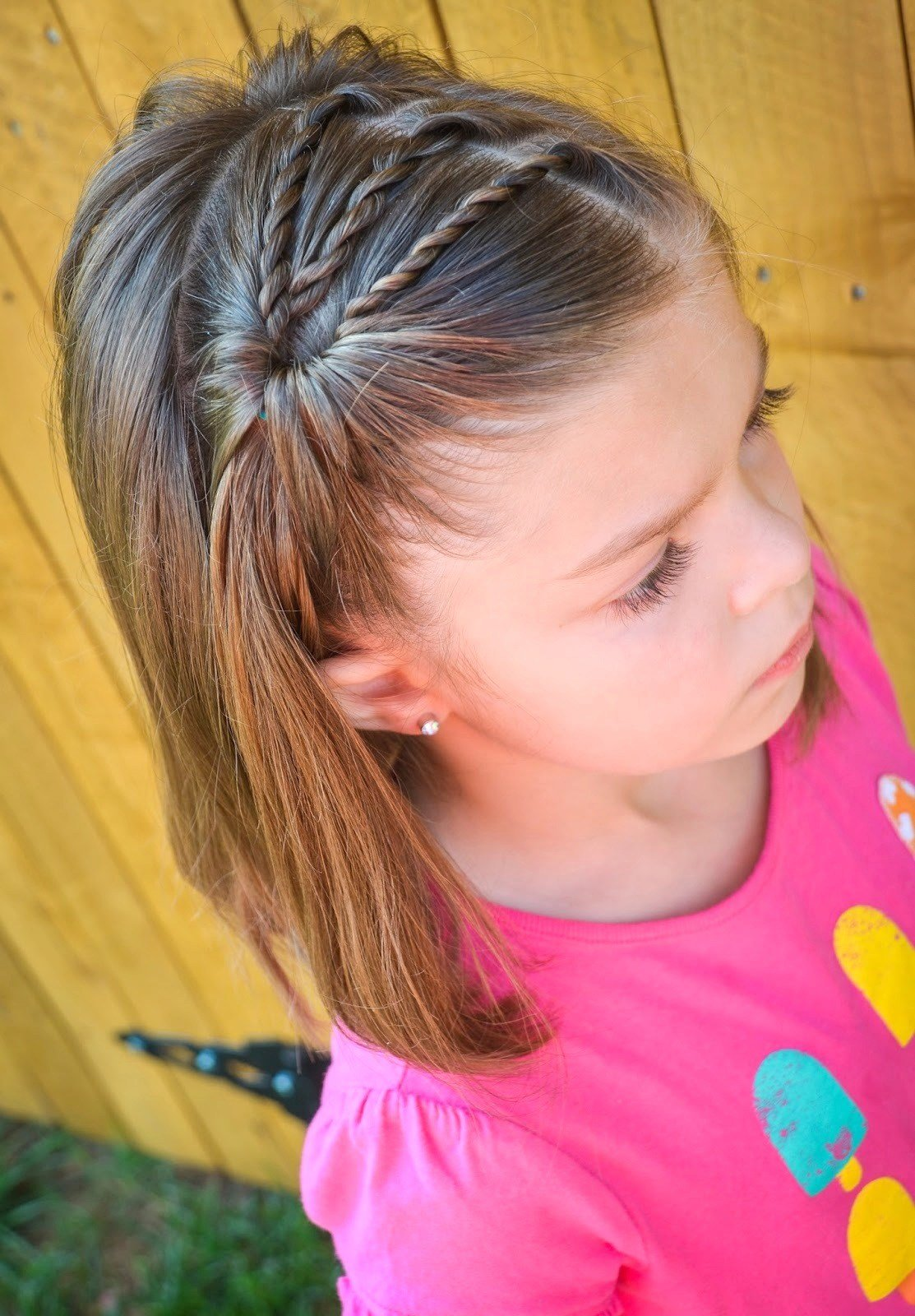 New 25 Little Girl Hairstyles You Can Do Yourself Ideas With Pictures
