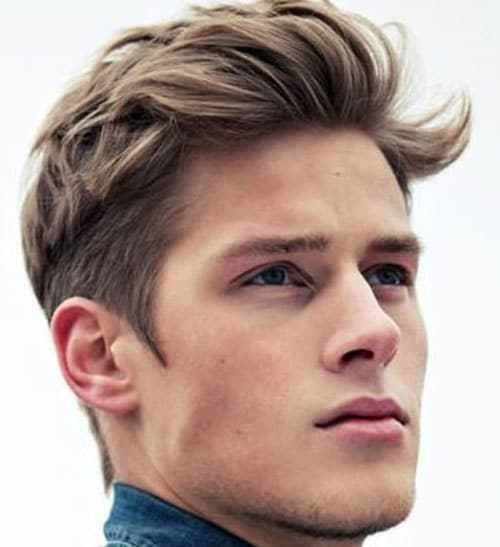 New 43 Medium Length Hairstyles For Men Men S Hairstyles Ideas With Pictures