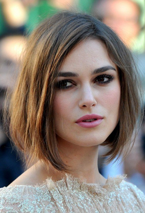 New Chic Demi Bob Hairstyles Pretty Designs Ideas With Pictures