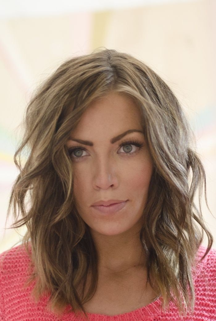New 20 Pretty Layered Hairstyles For Medium Hair Pretty Designs Ideas With Pictures