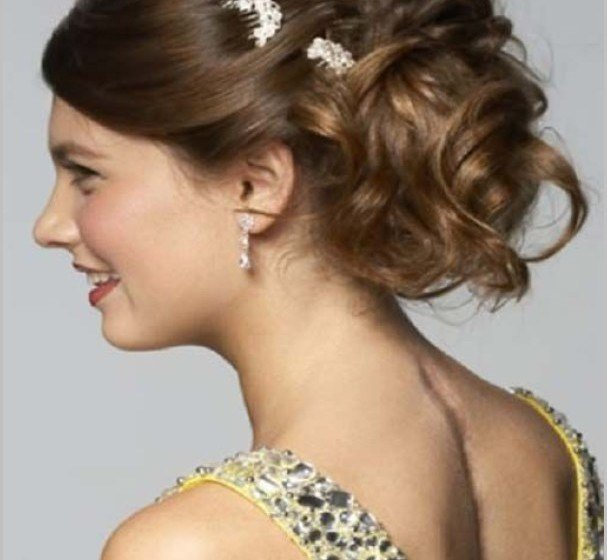 New Easy Do It Yourself Prom Hairstyles All New Hairstyles Ideas With Pictures