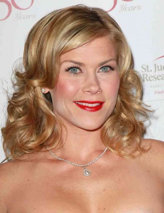 New Alison Sweeney Hairstyles Allnewhairstyles Com Ideas With Pictures