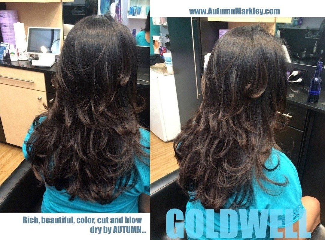 New Goldwell And Logics Hair Coloring Expert Autumn Markley Ideas With Pictures