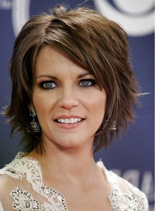 New 15 Good Layered Bob With Side Bangs Bob Hairstyles 2018 Short Hairstyles For Women Ideas With Pictures