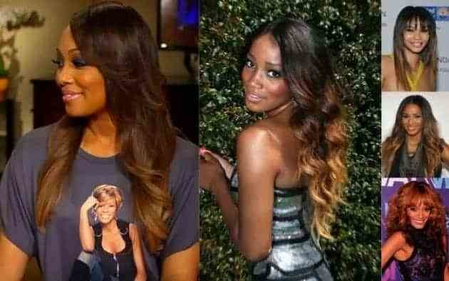 New Hair Color For Dark Skin – Best Ideas Light Colors For Ideas With Pictures