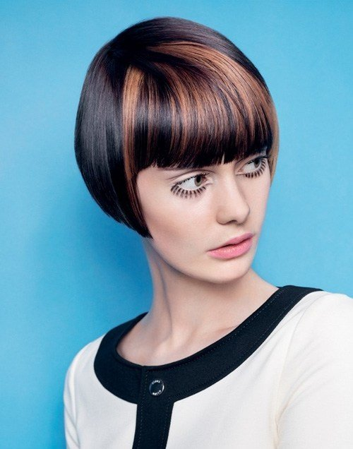 New Pictures Of Short Hair Color Short Hairstyles 2017 Ideas With Pictures