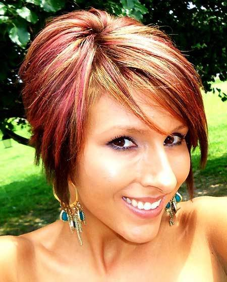 New Short Hair Colors 2014 2015 Short Hairstyles 2018 2019 Ideas With Pictures
