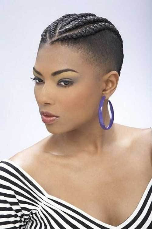 New Braids For Black Women With Short Hair Short Hairstyles Ideas With Pictures