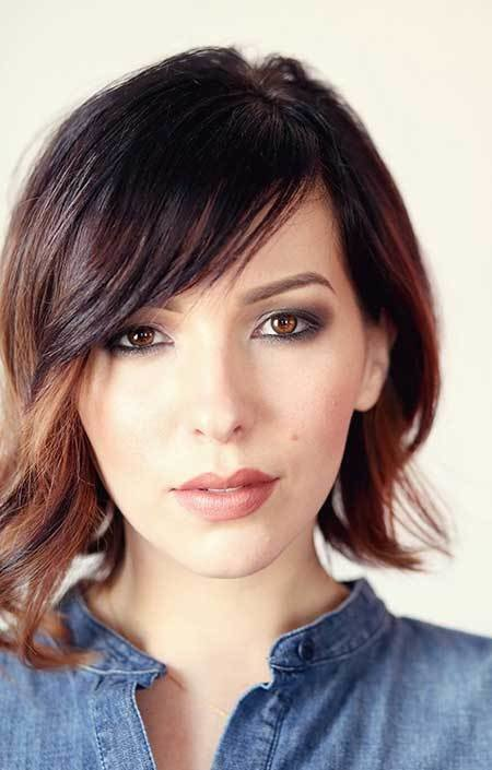 New Short Hairstyles With Bangs Short Hairstyles 2017 2018 Ideas With Pictures