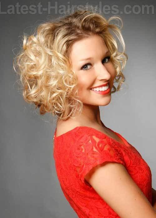 New 15 Easy Hairstyles For Short Curly Hair Short Hairstyles 2018 2019 Most Popular Short Ideas With Pictures