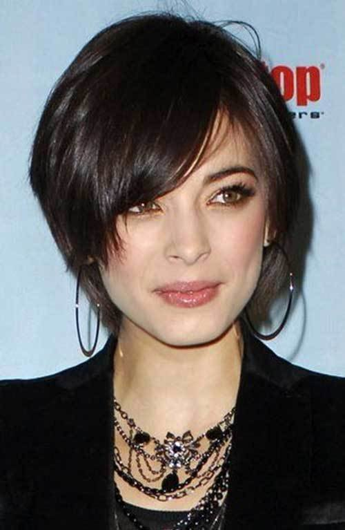 New 15 Cute Short Hairstyles For Thin Hair Short Hairstyles Ideas With Pictures