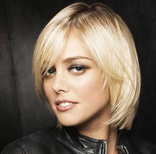 New Short Hairstyles For Thin Straight Hair Short Hairstyles Ideas With Pictures