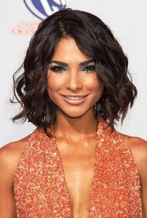 New 15 Short Haircuts For Thick Wavy Hair Short Hairstyles Ideas With Pictures Original 1024 x 768