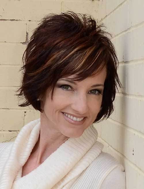 New 20 Short Hair For Women Over 40 Short Hairstyles 2017 Ideas With Pictures