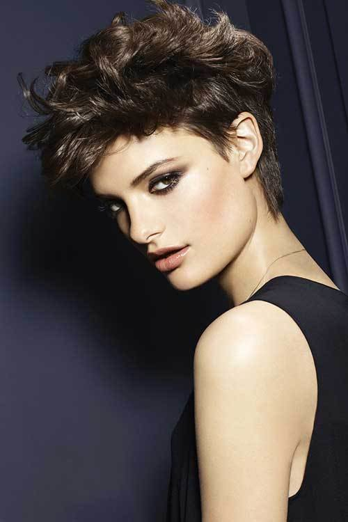 New 15 New Short Edgy Haircuts Short Hairstyles 2017 2018 Ideas With Pictures