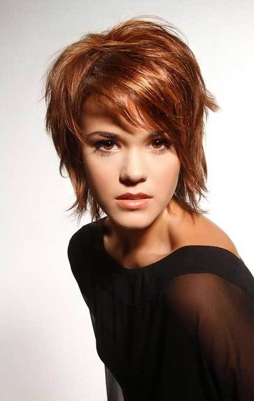New 20 Shaggy Short Haircuts Short Hairstyles 2017 2018 Ideas With Pictures