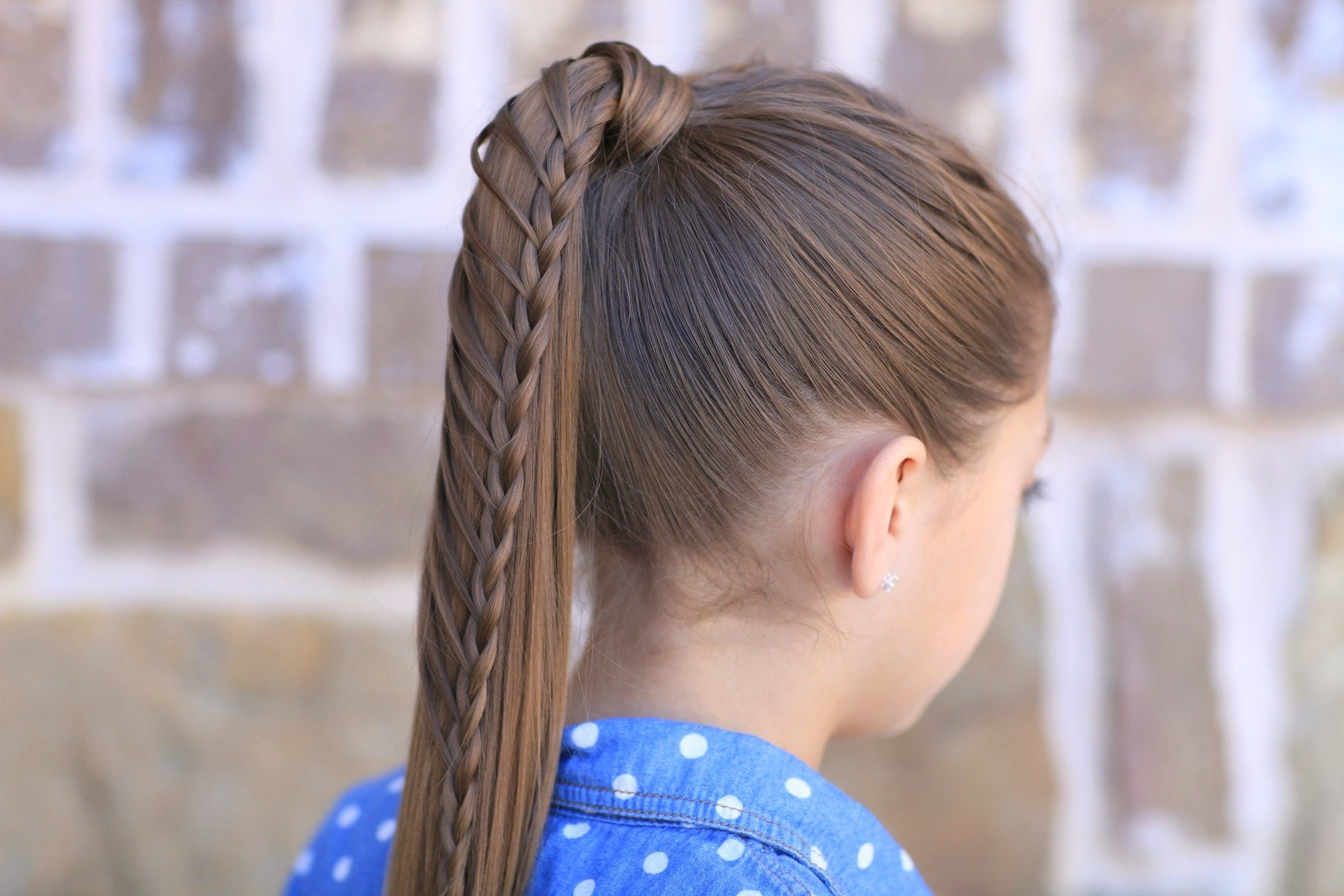 New Lace Braided Ponytail And Updo Cute Hairstyles Cute Ideas With Pictures
