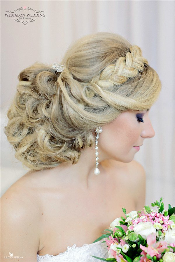 New 25 Incredibly Eye Catching Long Hairstyles For Wedding Ideas With Pictures