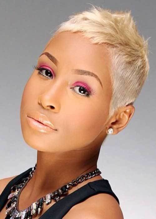 New 15 Short Blonde Hairstyles For Black Women Short Ideas With Pictures