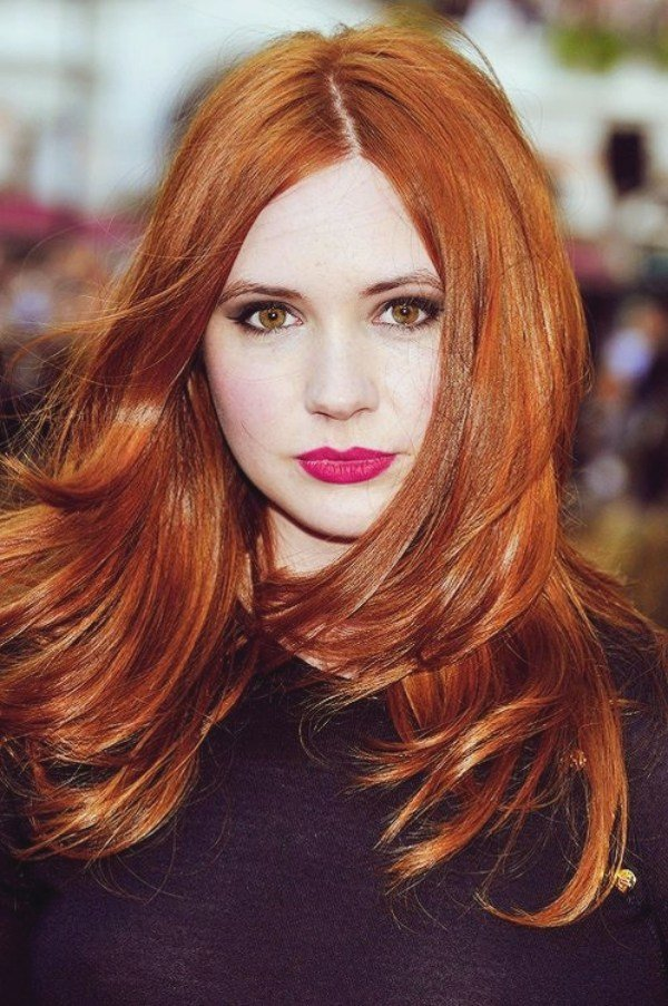 New Reasons To Dye Red 10 Different Shades Of Red Hair Color Ideas With Pictures