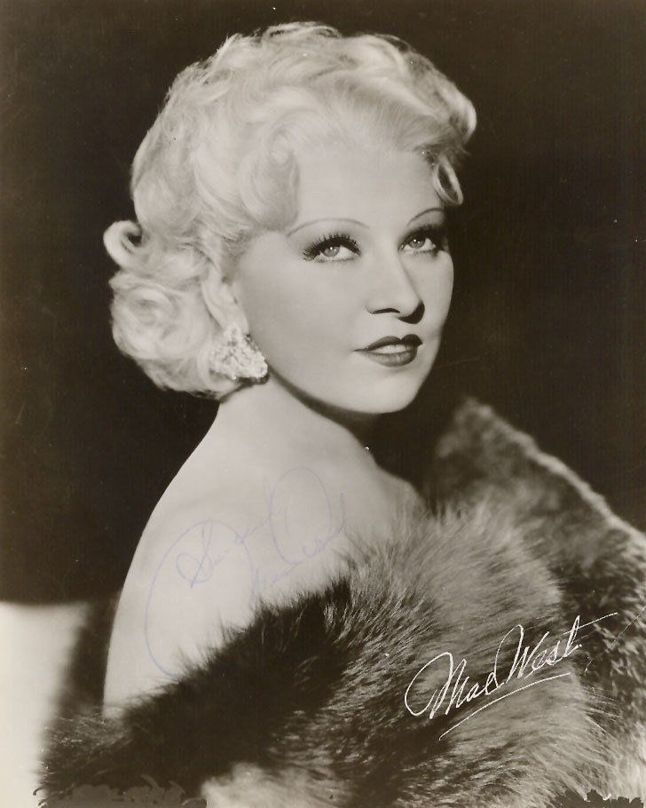 New 1930S Style Icon Mae West 1930 S Hairstyles Zimbio Ideas With Pictures