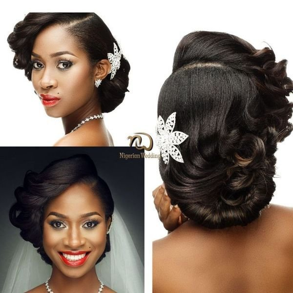 New Wedding Hairstyles For Black Women African American Ideas With Pictures Original 1024 x 768