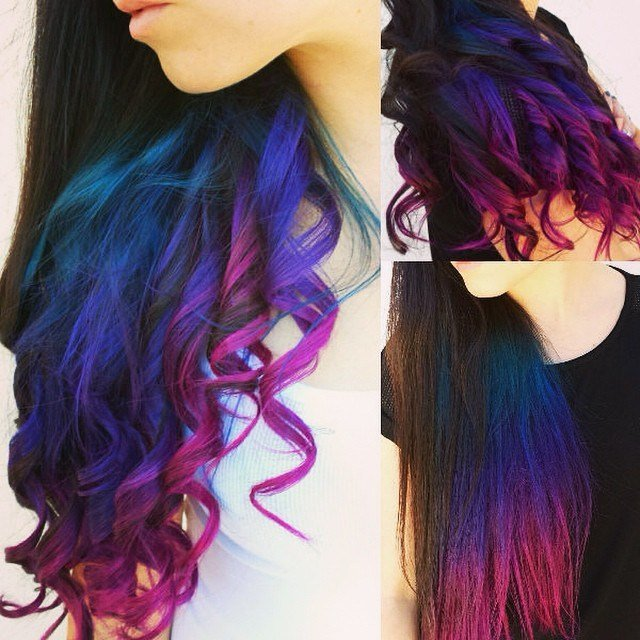 New How To Go From Dark Hair To Pastel Color In One Set Of Ideas With Pictures