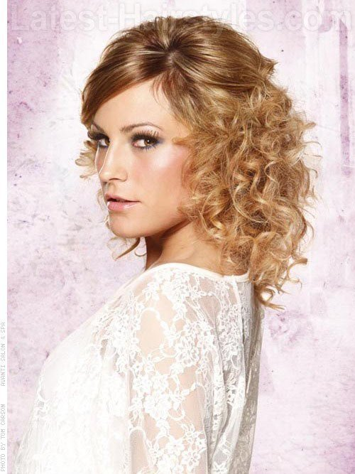New 11 S*Xy Short Curly Hairstyles Haircuts For 2017 Ideas With Pictures