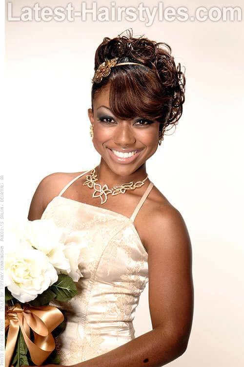 New 11 African American Wedding Hairstyles For The Bride Her Ideas With Pictures Original 1024 x 768