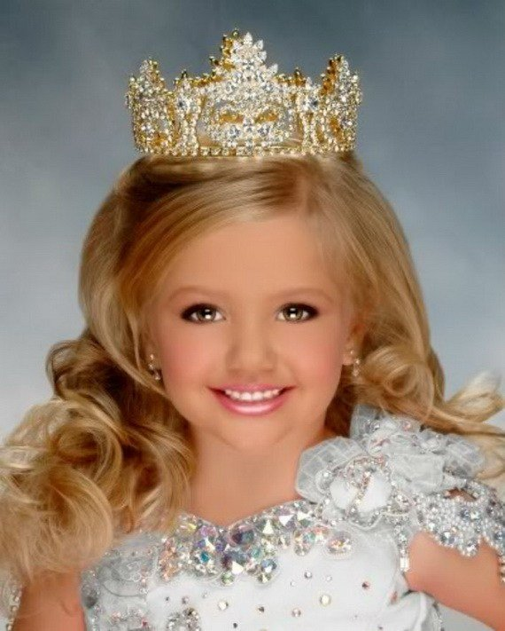New Long Pageant Hairstyles For Little Girls Ideas With Pictures