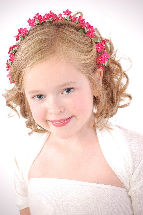 New Short Pageant Hairstyles For Little Girls Ideas With Pictures
