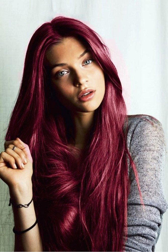 New 35 Cool Hair Color Ideas To Try In 2016 Thefashionspot Ideas With Pictures